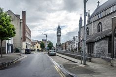 Tait's Clock Tower In Limerick [Ireland] [The Streets Of Ireland]
