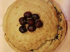 Νηστίσιμο κέικ με κεράσια Pie, Desserts, Food, Pie And Tart, Pastel, Deserts, Fruit Cakes, Pies, Dessert