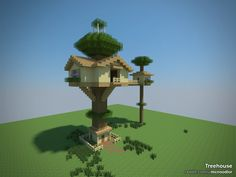 MCNoodlor: Treehouse