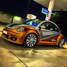 Beetle RSI Clockwork Orange Design