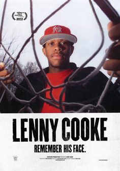 Lenny Cooke (now on Showtime) A Cautionary SAD tale about PROMISE and the people in your EAR!