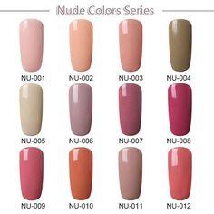 Elite99 10ml Long Lasting Nail Gel Polish Soak Off Gel Yellow Series UV Gel Colorful Polishes Nair Art Pick Any 12 In 24 Colors