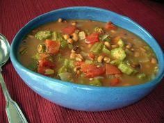 CROCKPOT BLACK-EYED PEAS OR HOPPIN JOHN | The Southern Lady Cooks