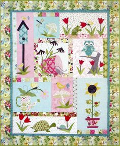 1000 Images About Spring Quilts On Pinterest Quilt