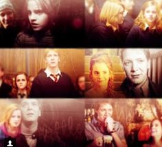Fred and Hermione Harry Potter Imagines, Harry Potter Ships, Harry Potter Marauders, Harry James Potter, Harry Potter Cast, Harry Potter Fandom, Harry Potter Characters, Harry Potter Memes, Fred And Hermione Fanfiction