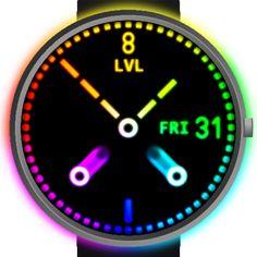 ChronoSpin: Wear Game & Clock
