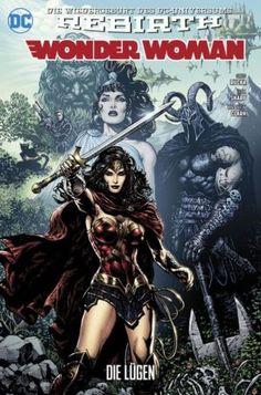 Wonder Woman #1 Die Lügen - 4.5/5 Sternen - DeepGround Magazine