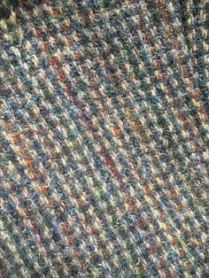 Canadian Harris Tweed jacket fabric.