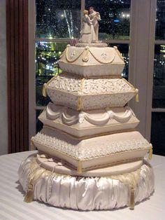 Cinderella.... says it all for fairytale weddings.
