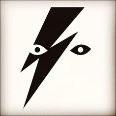 David Bowie tribute. Thank You. Will miss You. #DavidBowie #rip #icon #flaticon #pictogram #piktogram #design #minimal #minimalism #logo #AladdinSane
