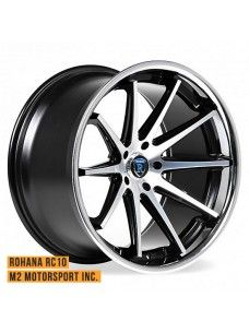 20 rohana rc10 wheels rims sale