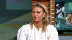 Maria Sharapova, Professional Tennis Players, Google Search, Sexy, Mens Tops, T Shirt, Fashion, Supreme T Shirt, Moda