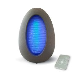 The Cascade fountain diffuser provides soothing aromatherapy diffusion, tranquil ambient light, a cascading fountain and the convenience of a Bluetooth speaker. Simply link up your Bluetooth device to play your favorite music to accompany the calming light, ultrasonic diffusion and waterfall to create a relaxing environment in any space