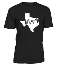 # Texas Forever Scripty Font Shape T-Shirt .  Get this Texas Forever shirt to celebrate your love of the great state of Texas.This Texas Forever shirt features the word forever in a scripty font inside the shape of Texas.   IMPORTANT: These shirts are only available for a LIMITED TIME, so act fast and order yours now!  TIP: If you buy 2 or more (hint: make a gift for someone or team up) you'll save quite a lot on shipping.  Guaranteed safe and secure checkout via: Paypal | VISA…