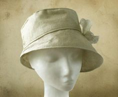 Looking for your next project? You're going to love Kimberly - 1960's Bucket Cloche Hat by designer Elsewhen.