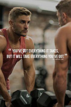 You've got everythin #fitnessmotivation