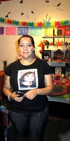Dia de los Muertos San Francisco 2011 @ Galeria de la Raza Pop-up Tienda