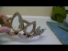 Disney Rapunzel Cosplay Wig & Crown - YouTube
