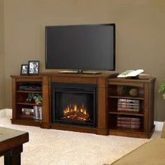 34 Best Tv Stand With Fireplace Images Fireplace Set Home Decor