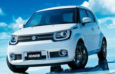 Suzuki Ignis, SUV yang Stylish serta Sporty