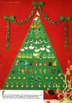 82 best 12 Days of Christmas images on Pinterest in 2018 | Férias de ...