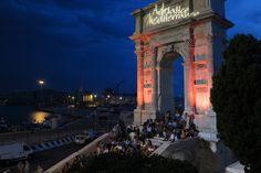 Adriatico Mediterraneo 2013 Arco di traiano Ancona Italy, San Francisco Ferry, Building, Travel, Arch, Viajes, Buildings, Destinations, Traveling