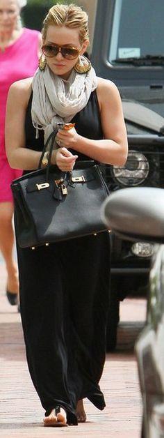 Hilary Duff in Carrera Sunglasses cool pin!