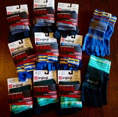 《injinji》Five Fingers Socks | ATC Store -Trail Hikers & Runner's place to go!-Official Blog