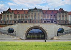 Arkady Kubickiego II (wiek XX/XXI) | Architekt na obcasach