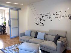 Idee creative low cost per arredare un piccolo appartamento. https://www.homify.it/librodelleidee/22574/idee-creative-low-cost-per-arredare-un-piccolo-appartamento
