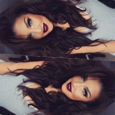 """""""✌ Hola hunny bunnies Hair Extensions Dark chocolate 20 from My Fantasy Hair Extensions Hair Inspo, Hair Inspiration, Tumbrl Girls, Grunge Hair, Hair Dos, Pretty Hairstyles, Men's Hairstyle, Funky Hairstyles, Formal Hairstyles"""