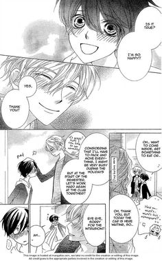 Ouran High School Host Club Going down without a fight. - Read Ouran High School Host Club Chapter Going down without a fight. Ouran Host Club Manga, Host Club Anime, Flower App, Manga Tutorial, Ouran Highschool, High School Host Club, Manga Covers, Manga Pages, Cute Anime Wallpaper