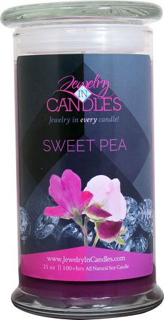 Sweet Pea! My Favorite! I have been waiting for JIC to get this scent!!