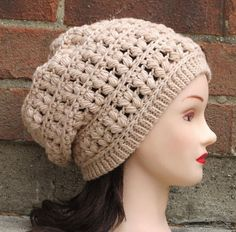 Celine is a cozy, feminine slouchy hat featuring a gorgeous sectioned puff stitch pattern and a comfy, knit-look ribbed brim. This trendy beanie is sure to brighten up your winter outfits! This pattern contains helpful, clear photos and easy to follow, detailed instructions.This is an original design, using US crochet terms. You may not copy, distribute or sell this pattern as your own design, but feel free to sell finished hats made from this pattern! Skill Level: Intermediate (Requires…