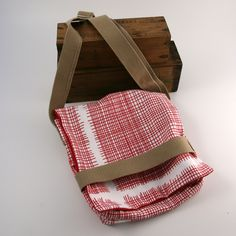 Message bag from Twine $32