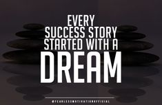 success-story-started-with-a-dream
