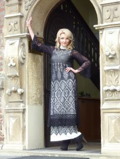 262 Best Knitted Lace Dress images  94e60cd9c