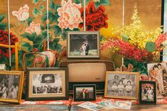 If you've ever wondered what it was like to have the ultimate 1920's Shanghai-themed wedding, look no further than Howard and Yi-Ann's glamorous shindig, planned by MY Wedding Planner and shot by Peter Herman Photography.
