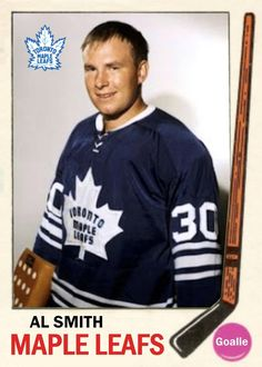 Missing in Action Hockey and Detroit Lions Football . - The Compleat Toronto Maple Leafs Hockey Card Compendium Hockey Goalie, Ice Hockey, Maple Leafs Hockey, Detroit Lions Football, Hockey Rules, Goalie Mask, Hockey Cards, National Hockey League, Toronto Maple Leafs