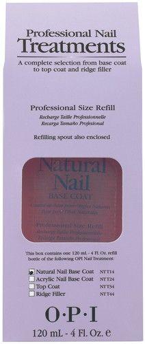 OPI Natural Nail Base Coat - lac baza unghii naturale 120ml
