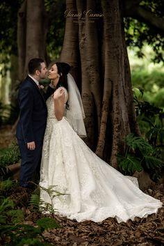Dramatic, creative and romantic Wedding Photography Adelaide Cbd, Event Photography, Save The Date Cards, Botanical Gardens, Garden Wedding, Wedding Photos, Romantic, Wedding Dresses, Creative