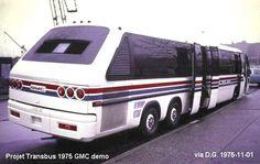 Transbus project,1975 GMC demo