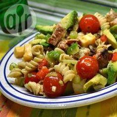 Foto recept: Chicken Club pastasalade