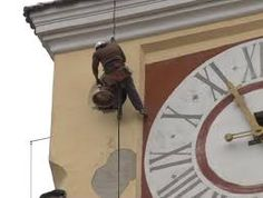 Petre din Turn va avea un clopot nou Nova Tv, Clock, Wall, Decor, Tights, Watch, Decoration, Dekoration, Inredning