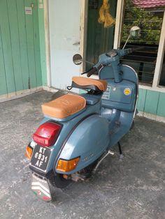 vespa px 150 indonesia