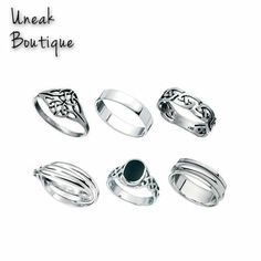 Kids sterling silver rings for boys! At Uneak Boutique! Prices start from only £6.99! Huge collection of trendy kids styles!  http://www.uneakboutique.co.uk/collections/kids-rings #kidsrings #kidsjewellery