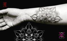 DNA.ink Tattoo Studio. Denia. Alicante. Valencia. Spain. Bohemian Tattoo Style. Art. Lines. Geometric. Mandala. Dotwork. Sacred Geometry. Sei