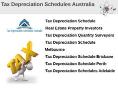 We offered best tax depreciation results over all Australian cities with reasonable price and get satisfactory results to our clients. We give our best service in Tax depreciation Schedules Australia.