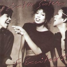 The Pointer Sisters - So Excited! (1982)