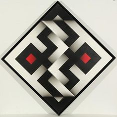 New Ideas For Sewing Art Pictures Quilt Blocks Barn Quilt Designs, Barn Quilt Patterns, Quilting Designs, Optical Illusion Quilts, Painted Barn Quilts, Geometry Art, Sewing Art, Zentangle Patterns, Doodle Patterns